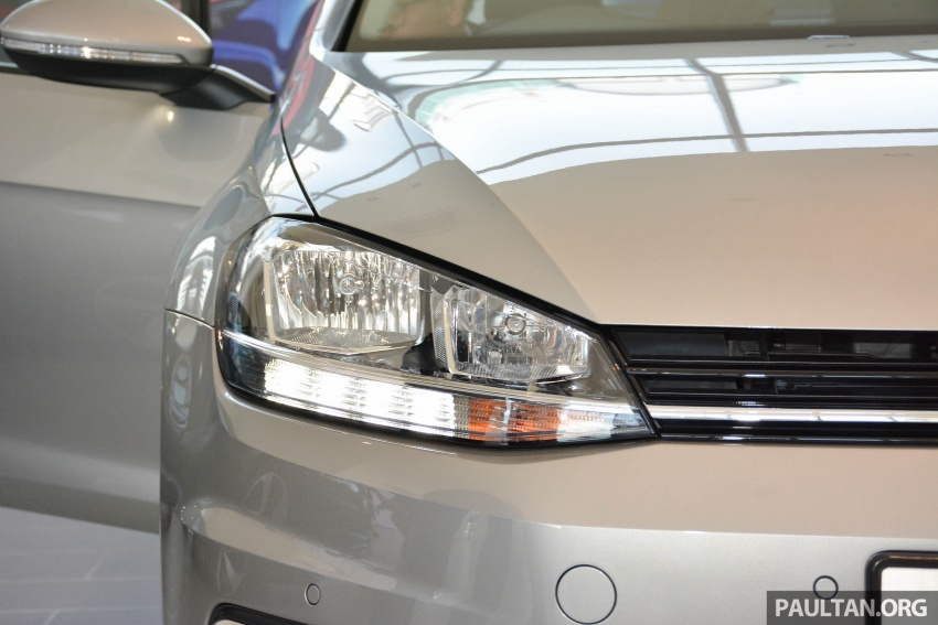 Volkswagen Golf 1.4 TSI facelift introduced in Malaysia – Sportline and R-Line trims, RM156k to RM170k Image #795042