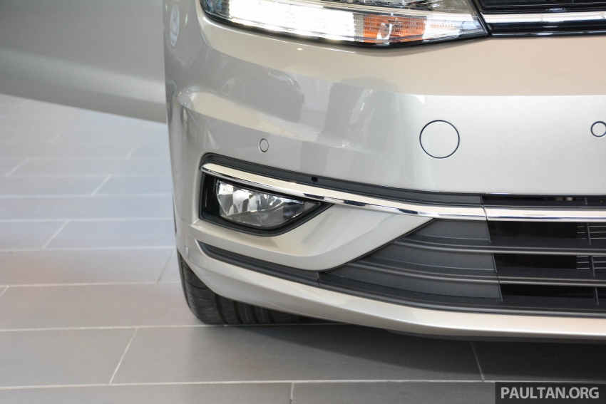 Volkswagen Golf 1.4 TSI facelift introduced in Malaysia – Sportline and R-Line trims, RM156k to RM170k Image #795043
