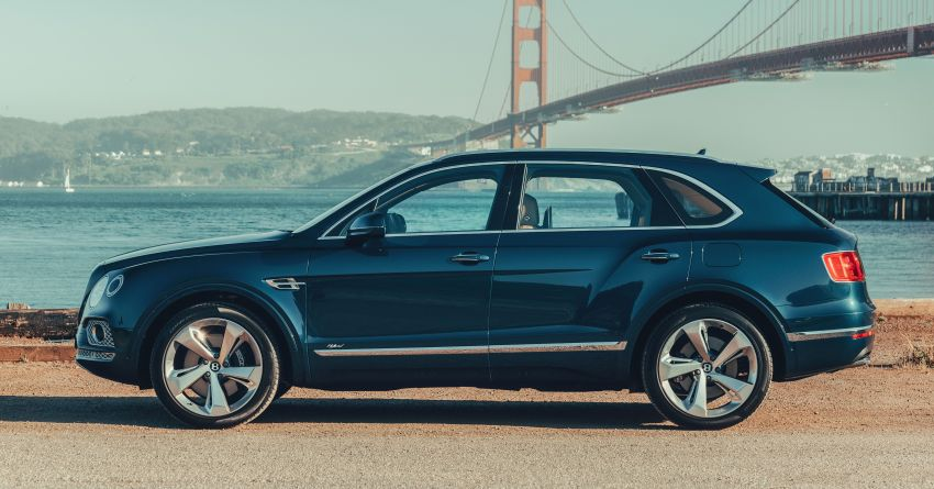Bentley Bentayga Hybrid – new 3.0L V6, 50 km e-range Image #1021923