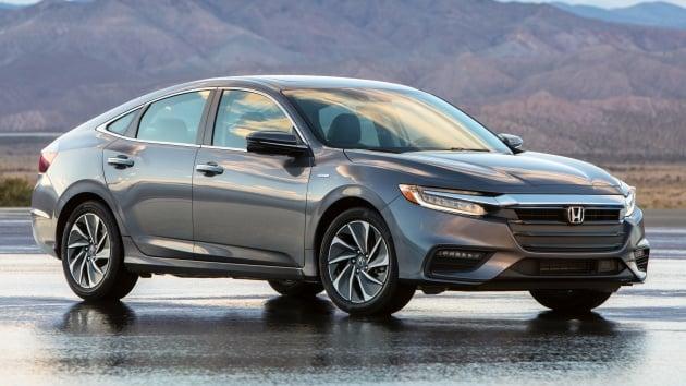 Hybrid Cars For Sale >> 2019 Honda Insight debuts - 1.5L hybrid, 23.3 km/l