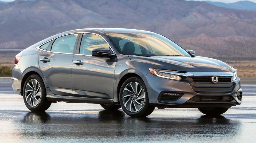 2019 Honda Insight debuts – 1.5L hybrid, 23.3 km/l Image #796207
