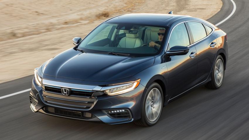 2019 Honda Insight debuts – 1.5L hybrid, 23.3 km/l Image #796215
