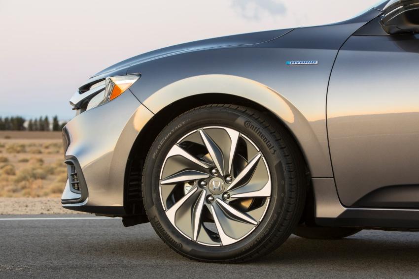 2019 Honda Insight debuts – 1.5L hybrid, 23.3 km/l Image #796216