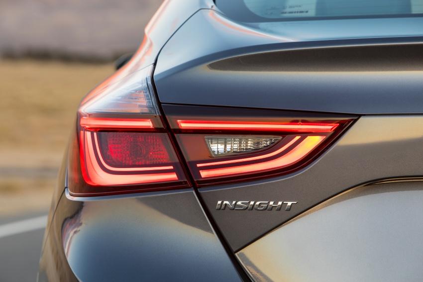2019 Honda Insight debuts – 1.5L hybrid, 23.3 km/l Image #796218