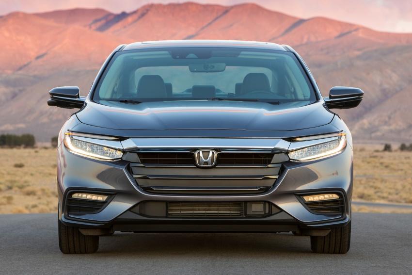 2019 Honda Insight debuts – 1.5L hybrid, 23.3 km/l Image #796200