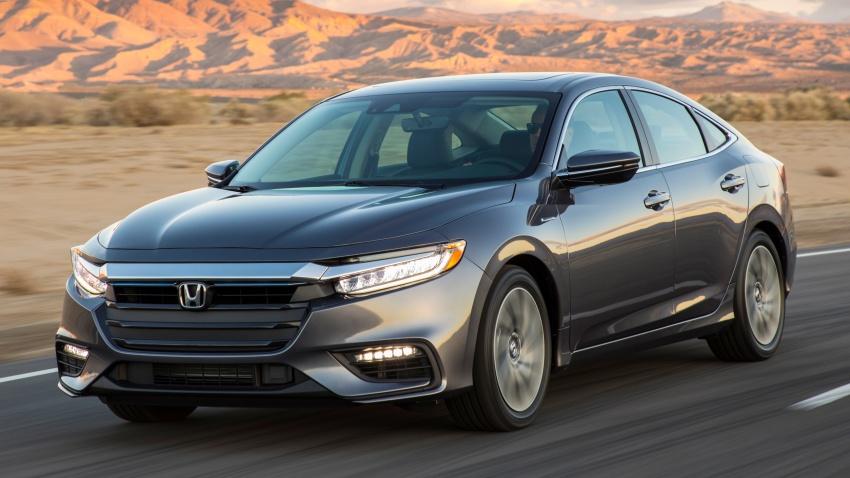 2019 Honda Insight debuts – 1.5L hybrid, 23.3 km/l Image #796201