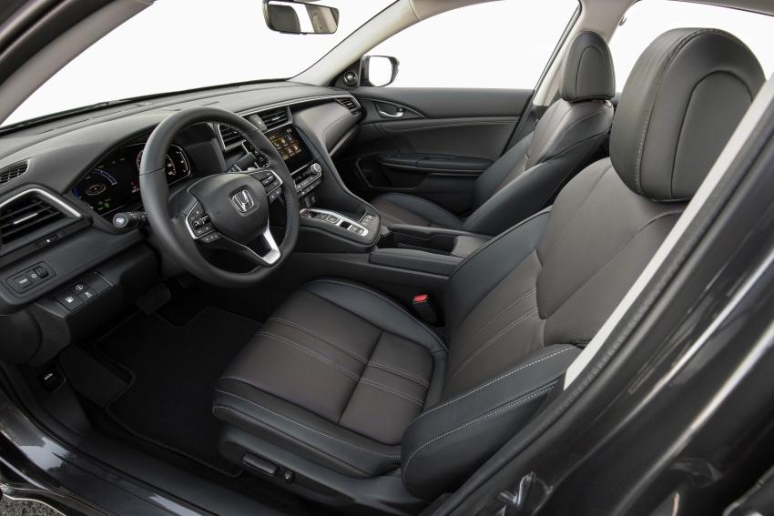 2019 Honda Insight debuts – 1.5L hybrid, 23.3 km/l Image #796219
