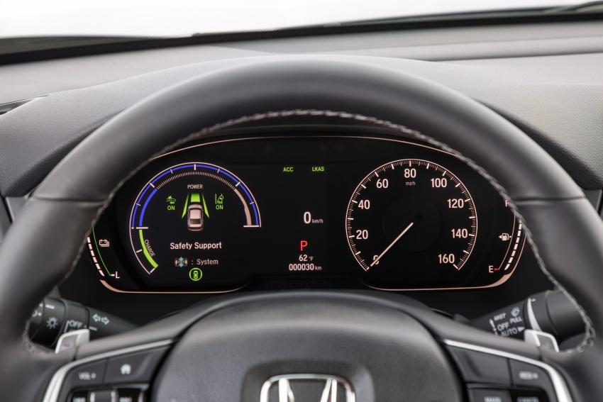 2019 Honda Insight debuts – 1.5L hybrid, 23.3 km/l Image #796237