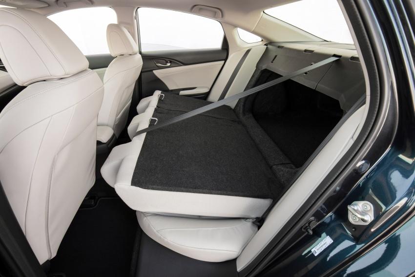 2019 Honda Insight debuts – 1.5L hybrid, 23.3 km/l Image #796227