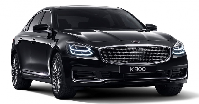 2018 Kia K900 – first images out, brochure leaked Image #792982