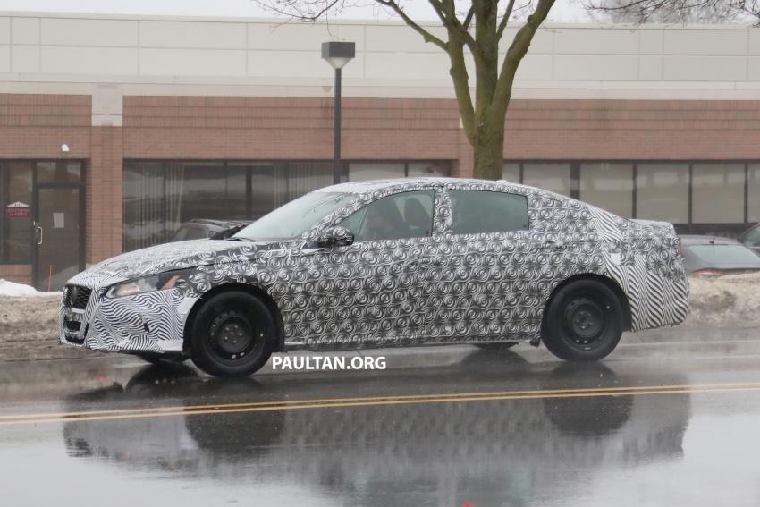Nissan Altima 2019 – Teana generasi baharu bakal didedahkan di New York Auto Show hujung bulan ini Image #788777