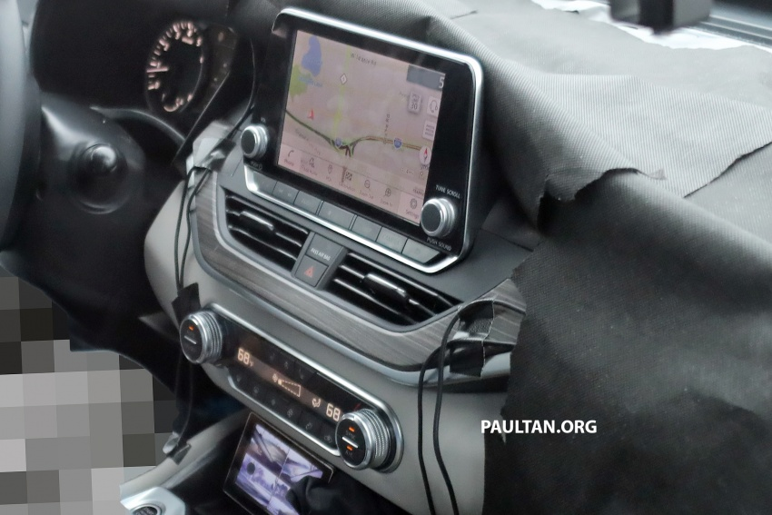 Nissan Altima 2019 – Teana generasi baharu bakal didedahkan di New York Auto Show hujung bulan ini Image #788794