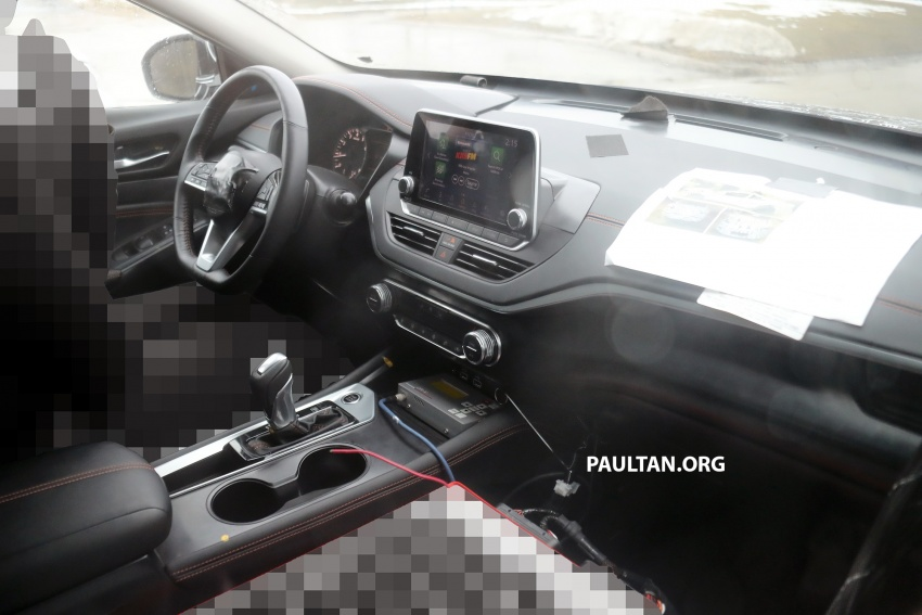 Nissan Altima 2019 – Teana generasi baharu bakal didedahkan di New York Auto Show hujung bulan ini Image #788793