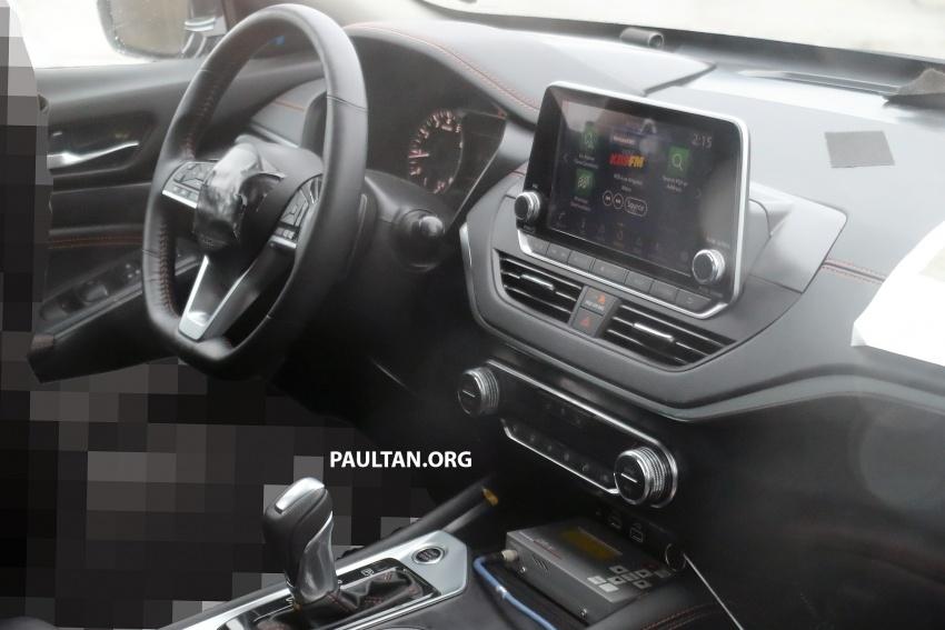 Nissan Altima 2019 – Teana generasi baharu bakal didedahkan di New York Auto Show hujung bulan ini Image #788791