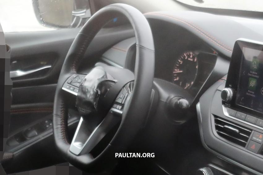 Nissan Altima 2019 – Teana generasi baharu bakal didedahkan di New York Auto Show hujung bulan ini Image #788789