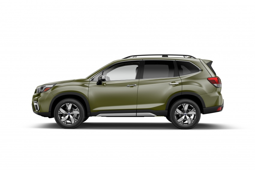 2019 Subaru Forester unveiled – more space, more technology, new 2.5 litre direct-injected boxer engine Image #798864
