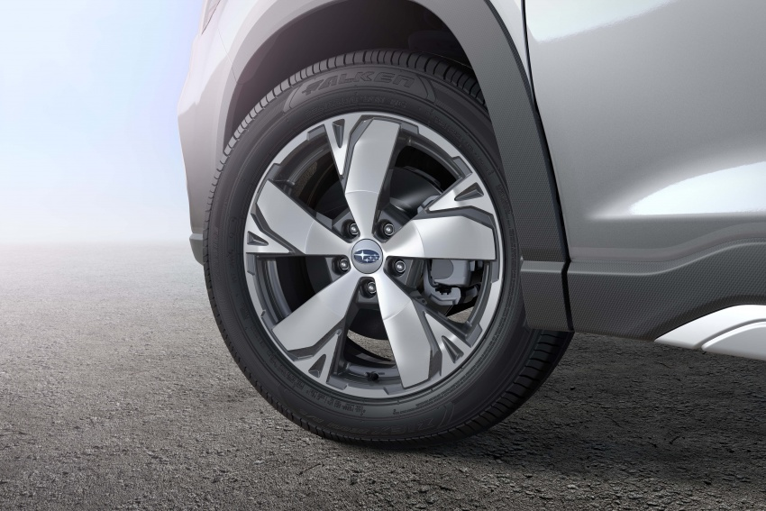 2019 Subaru Forester unveiled – more space, more technology, new 2.5 litre direct-injected boxer engine Image #798865