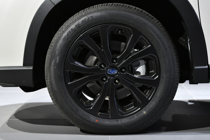 2019 Subaru Forester unveiled – more space, more technology, new 2.5 litre direct-injected boxer engine Image #798766