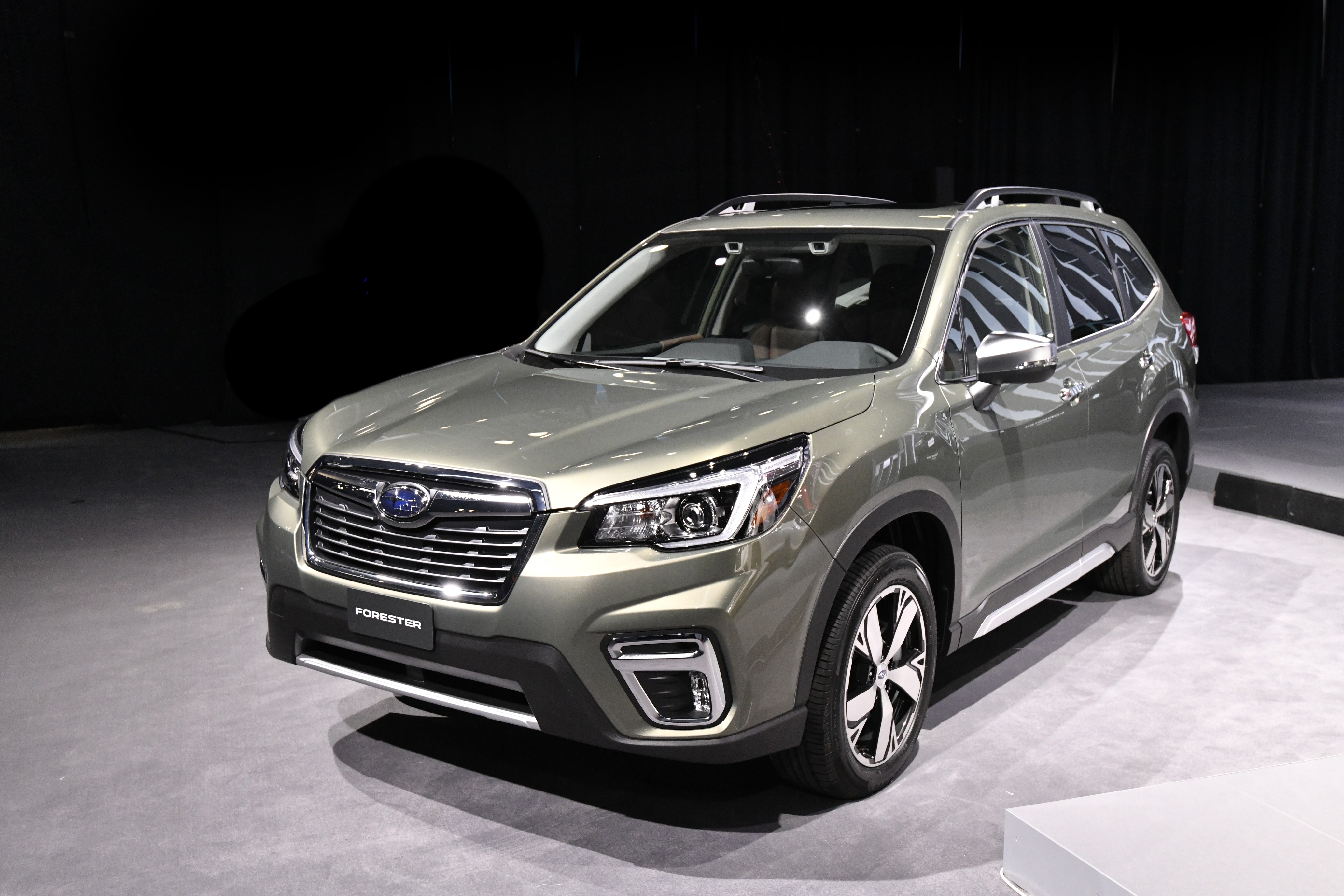 Forrester Subaru An All New 2019 Subaru Forester To Be Unveiled In