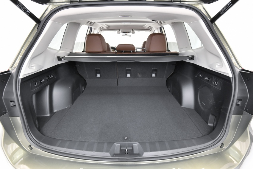 2019 Subaru Forester unveiled – more space, more technology, new 2.5 litre direct-injected boxer engine Image #798776