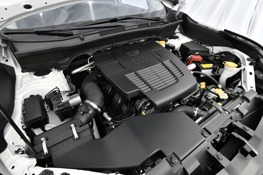2019 Subaru Forester unveiled – more space, more technology, new 2.5 litre direct-injected boxer engine Image #798797