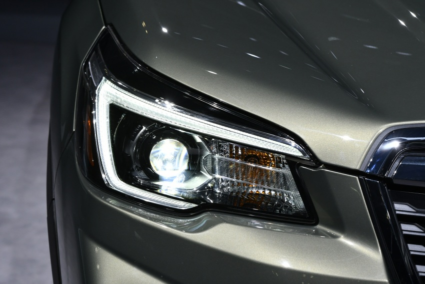 2019 Subaru Forester unveiled – more space, more technology, new 2.5 litre direct-injected boxer engine Image #798758