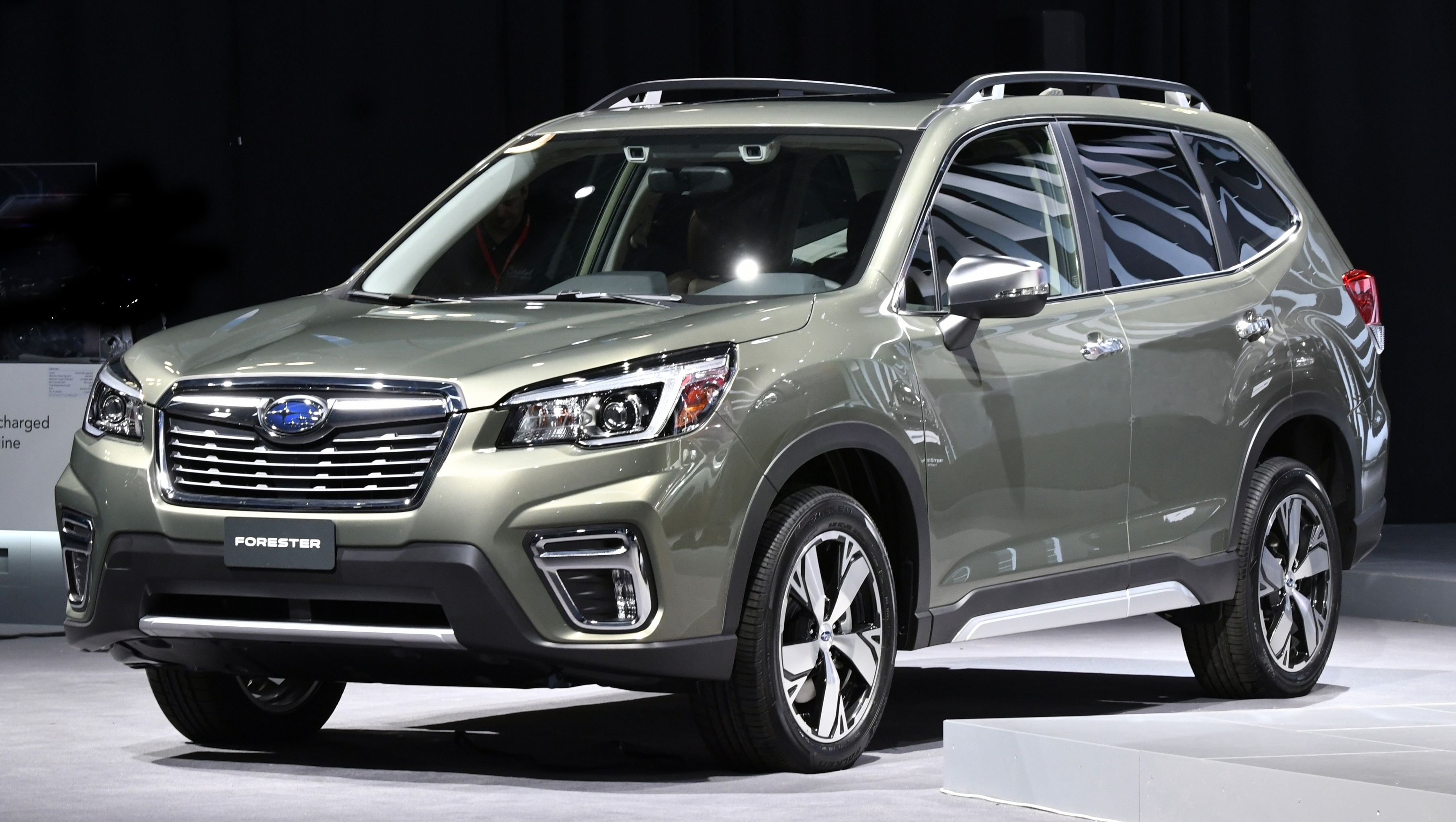 2019 Subaru Forester unveiled – more space, more ...
