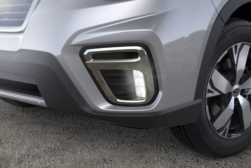 2019 Subaru Forester unveiled – more space, more technology, new 2.5 litre direct-injected boxer engine Image #798821