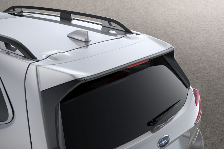 2019 Subaru Forester unveiled – more space, more technology, new 2.5 litre direct-injected boxer engine Image #798839