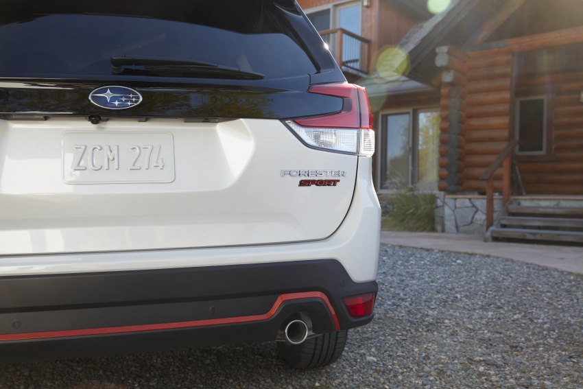 2019 Subaru Forester unveiled – more space, more technology, new 2.5 litre direct-injected boxer engine Image #798840