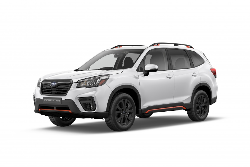2019 Subaru Forester unveiled – more space, more technology, new 2.5 litre direct-injected boxer engine Image #798847
