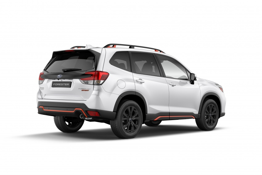 2019 Subaru Forester unveiled – more space, more technology, new 2.5 litre direct-injected boxer engine Image #798848