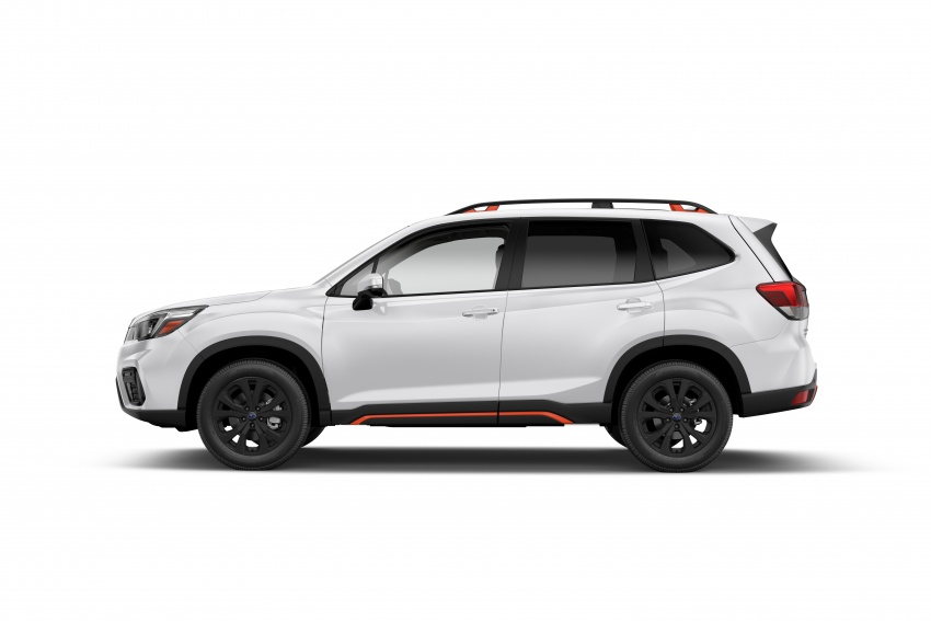 2019 Subaru Forester unveiled – more space, more technology, new 2.5 litre direct-injected boxer engine Image #798849