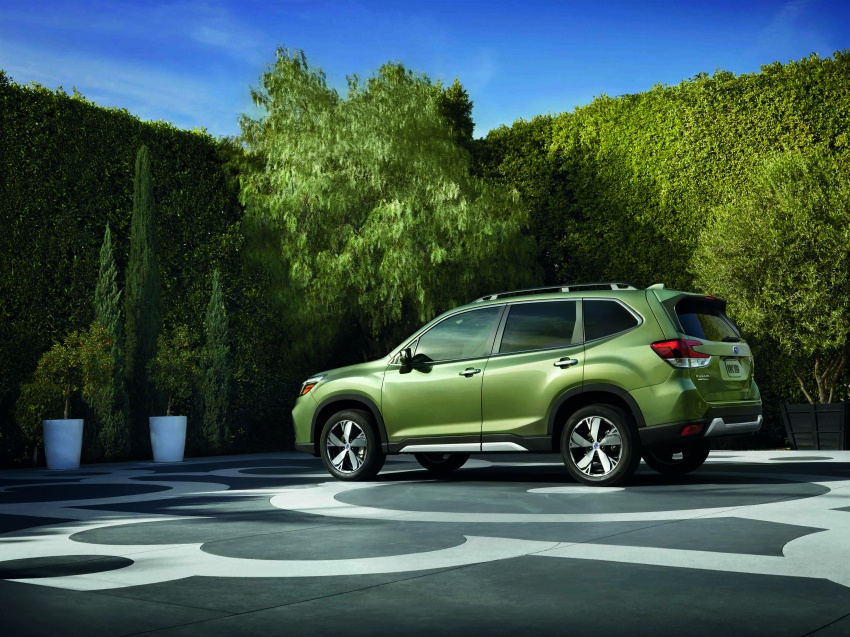 2019 Subaru Forester unveiled – more space, more technology, new 2.5 litre direct-injected boxer engine Image #798853