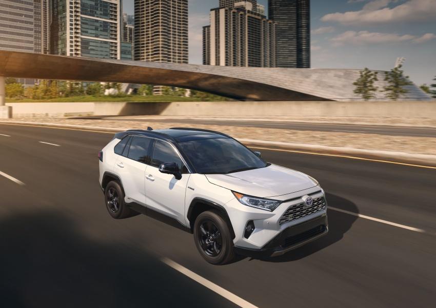 2019 Toyota RAV4 makes its New York debut – TNGA platform, Dynamic Force engines, all-new styling Image #797790