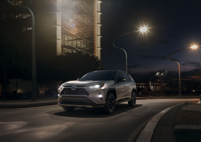 2019 Toyota RAV4 makes its New York debut – TNGA platform, Dynamic Force engines, all-new styling Image #797785