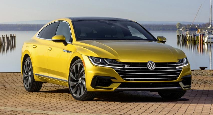 Volkswagen Arteon gains R-Line package in the U.S. Image #793581
