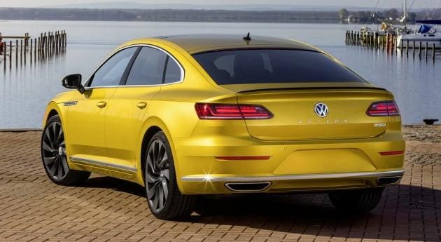 Volkswagen Arteon gains R-Line package in the U S