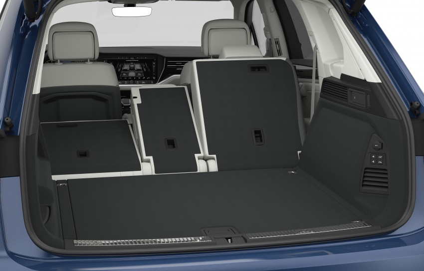 2019 Volkswagen Touareg debuts with 15-inch display Image #795528