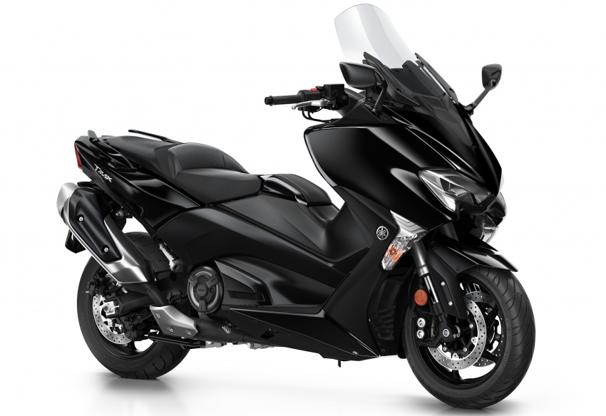 2018 Yamaha TMax in Europe – new SX and DX version Image #789062