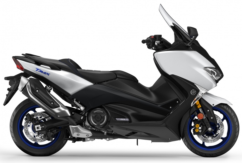 2018 Yamaha TMax in Europe – new SX and DX version Image #789072