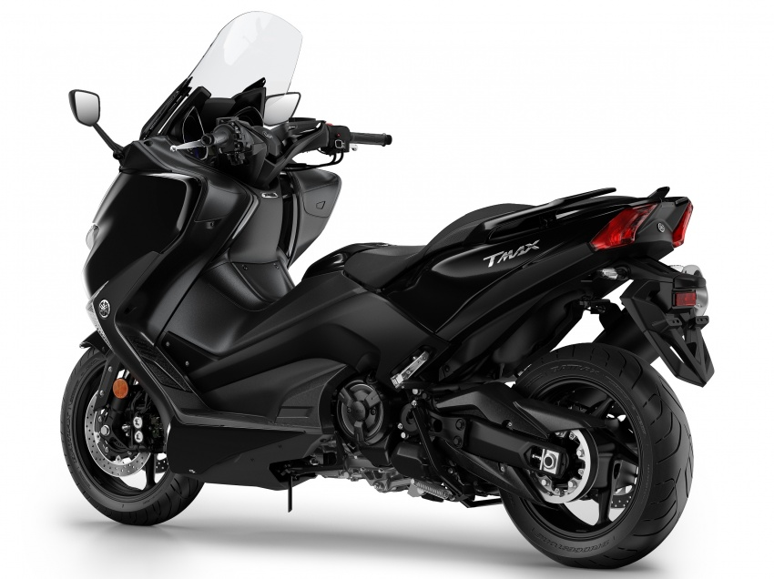 2018 Yamaha TMax in Europe – new SX and DX version Image #789064