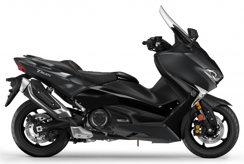 2018 Yamaha TMax in Europe – new SX and DX version Image #789066