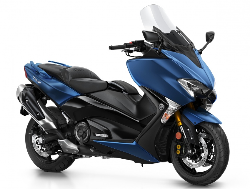 2018 Yamaha TMax in Europe – new SX and DX version Image #789068