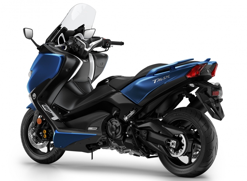 2018 Yamaha TMax in Europe – new SX and DX version Image #789070