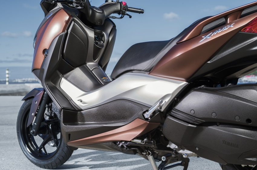 2018 Yamaha XMax 250 in M'sia end March – RM22k Image #789261