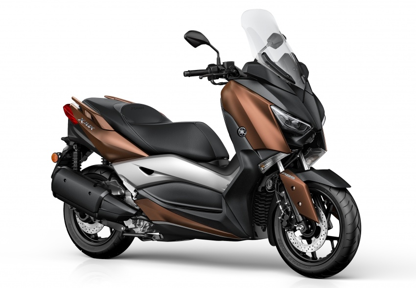 2018 Yamaha XMax 250 in M'sia end March – RM22k Image #789277