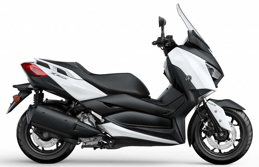 2018 Yamaha XMax 250 in M'sia end March – RM22k Image #789281