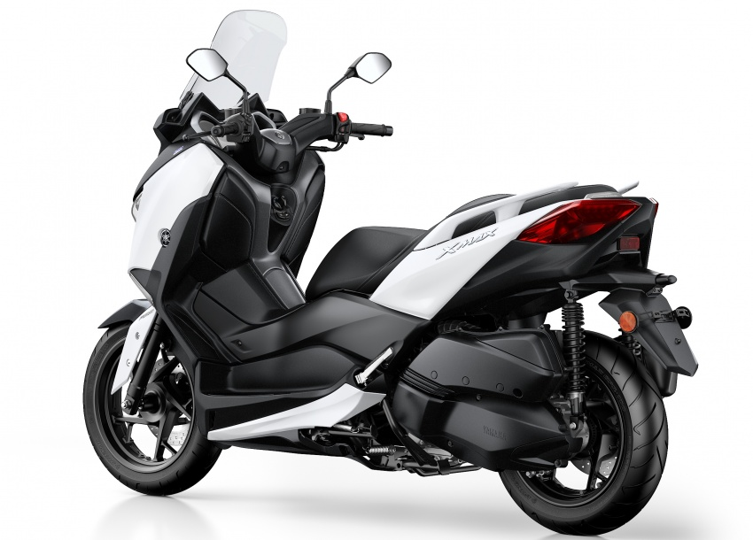 2018 Yamaha XMax 250 in M'sia end March – RM22k Image #789282
