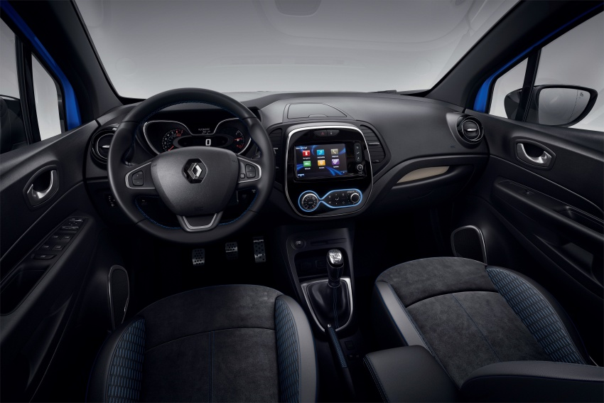 Renault Captur S-Edition gets new TCe 150 engine Image #798015